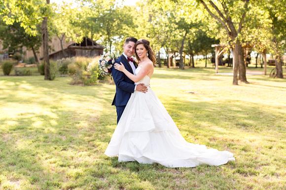Chapel Creek Ranch Fall Wedding